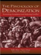 Cover-Bild zu Alon, Nahi: The Psychology of Demonization (eBook)