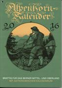 Cover-Bild zu Rubli, Markus F. (Hrsg.): Alpenhorn-Kalender 2021