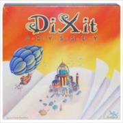 Cover-Bild zu Dixit Odyssey von Roubira, Jean-Louis