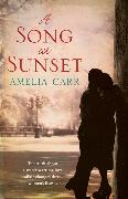 Cover-Bild zu Carr, Amelia: A Song At Sunset