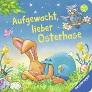 Cover-Bild zu Penners, Bernd: Aufgewacht, lieber Osterhase