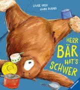 Cover-Bild zu Greig, Louise: Herr Bär hat's schwer