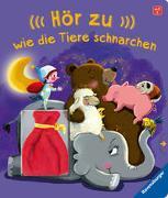 Cover-Bild zu Penners, Bernd: Hör zu, wie die Tiere schnarchen!