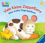 Cover-Bild zu Penners, Bernd: Viele kleine Zappeltiere