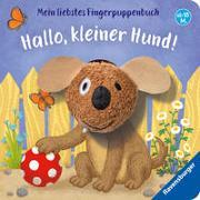 Cover-Bild zu Penners, Bernd: Mein liebstes Fingerpuppenbuch: Hallo, kleiner Hund!