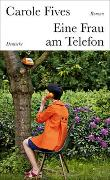 Cover-Bild zu Fives, Carole: Eine Frau am Telefon