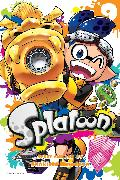 Cover-Bild zu Sankichi Hinodeya: Splatoon, Vol. 9