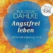 Cover-Bild zu Dahlke, Ruediger: Angstfrei leben