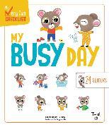 Cover-Bild zu Bordet-Petillon, Sophie: MY BUSY DAY