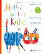 Cover-Bild zu Schenker, Christian (Komponist): «Hallo», sagt die Katz'