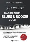 Cover-Bild zu Gaate, Ulrike: Das kleine Blues & Boogie Buch