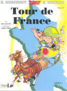 Cover-Bild zu Goscinny, René (Text von): Tour de France