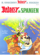Cover-Bild zu Goscinny, René (Text von): Asterix in Spanien