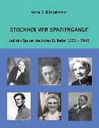 Cover-Bild zu Dünzelmann, Anne E.: Stockholmer Spaziergänge (eBook)