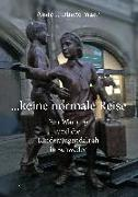 Cover-Bild zu Dünzelmann, Anne E.: keine normale Reise