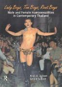 Cover-Bild zu Jackson, Peter A.: Lady Boys, Tom Boys, Rent Boys (eBook)