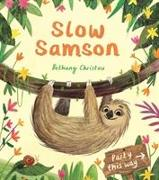 Cover-Bild zu Christou, Bethany: SLOW SAMSON
