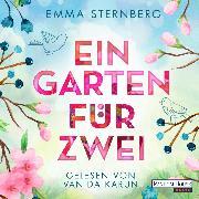 Cover-Bild zu Sternberg, Emma: Ein Garten für zwei (Audio Download)