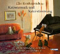 Cover-Bild zu Kaminer, Wladimir (Gelesen): Katzenmusik und Katerstimmung (Audio Download)