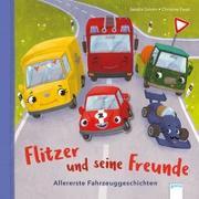 Cover-Bild zu Grimm, Sandra: Flitzer und seine Freunde