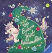 Cover-Bild zu Penners, Bernd: Das Einhorn feiert Weihnachten