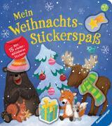 Cover-Bild zu Penners, Bernd: Mein Weihnachts-Stickerspaß