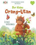 Cover-Bild zu Scharmacher-Schreiber, Kristina: Der kleine Orang-Utan - Zu Hause im Regenwald