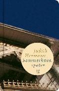 Cover-Bild zu Hermann, Judith: Sommerhaus, später