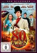 Cover-Bild zu Pierce Brosnan (Schausp.): In 80 Tagen um die Welt
