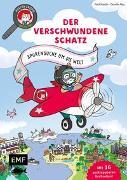 Cover-Bild zu Martin, Paul: Agatha Crispie und der verschwundene Schatz - Spurensuche um die Welt: Band 2