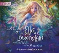 Cover-Bild zu Schwartz, Gesa: Ella Löwenstein - Eine Welt voller Wunder