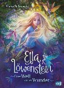 Cover-Bild zu Schwartz, Gesa: Ella Löwenstein - Eine Welt voller Wunder (eBook)