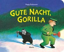 Cover-Bild zu Rathmann, Peggy: Gute Nacht, Gorilla!