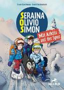 Cover-Bild zu Kauffmann, Frank: S.O.S. Svalbard: Mit Arktis auf der Spur