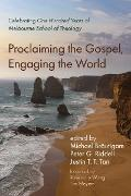 Cover-Bild zu Bräutigam, Michael (Hrsg.): Proclaiming the Gospel, Engaging the World (eBook)