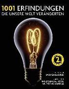 Cover-Bild zu Challoner, Jack (Hrsg.): 1001 Erfindungen, die unsere Welt veränderten