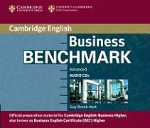 Cover-Bild zu Advanced: Audio CD - Business Benchmark