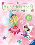 Cover-Bild zu Rau, Katja (Illustr.): Mein Stickerspaß: Elfenballett