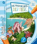 Cover-Bild zu Bieberstein, Lotta: tiptoi® CREATE Die magische Insel der Tiere