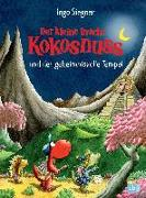 Cover-Bild zu Siegner, Ingo: Der kleine Drache Kokosnuss und der geheimnisvolle Tempel