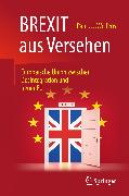 Cover-Bild zu Welfens, Paul J.J.: BREXIT aus Versehen (eBook)