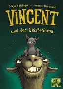 Cover-Bild zu Kaiblinger, Sonja: Vincent und das Geisterlama