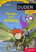 Cover-Bild zu Stehr, Sabine: Duden Leseprofi - Ferien mit Nessie, 2. Klasse