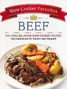 Cover-Bild zu Adams Media: Slow Cooker Favorites Beef