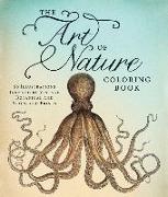 Cover-Bild zu Adams Media: The Art of Nature Coloring Book