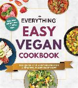 Cover-Bild zu Adams Media: The Everything Easy Vegan Cookbook