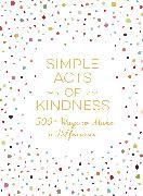 Cover-Bild zu Adams Media: Simple Acts of Kindness