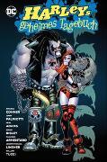 Cover-Bild zu Conner, Amanda: Harley Quinn: Harleys geheimes Tagebuch