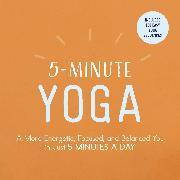 Cover-Bild zu Adams Media: 5-Minute Yoga