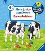 Cover-Bild zu Bauernhoftiere